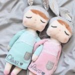 Spiaca bábika Metto