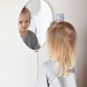 Zrkadlo do detkej izby balón