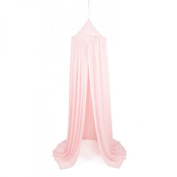 Baldachýn svetlo ružový