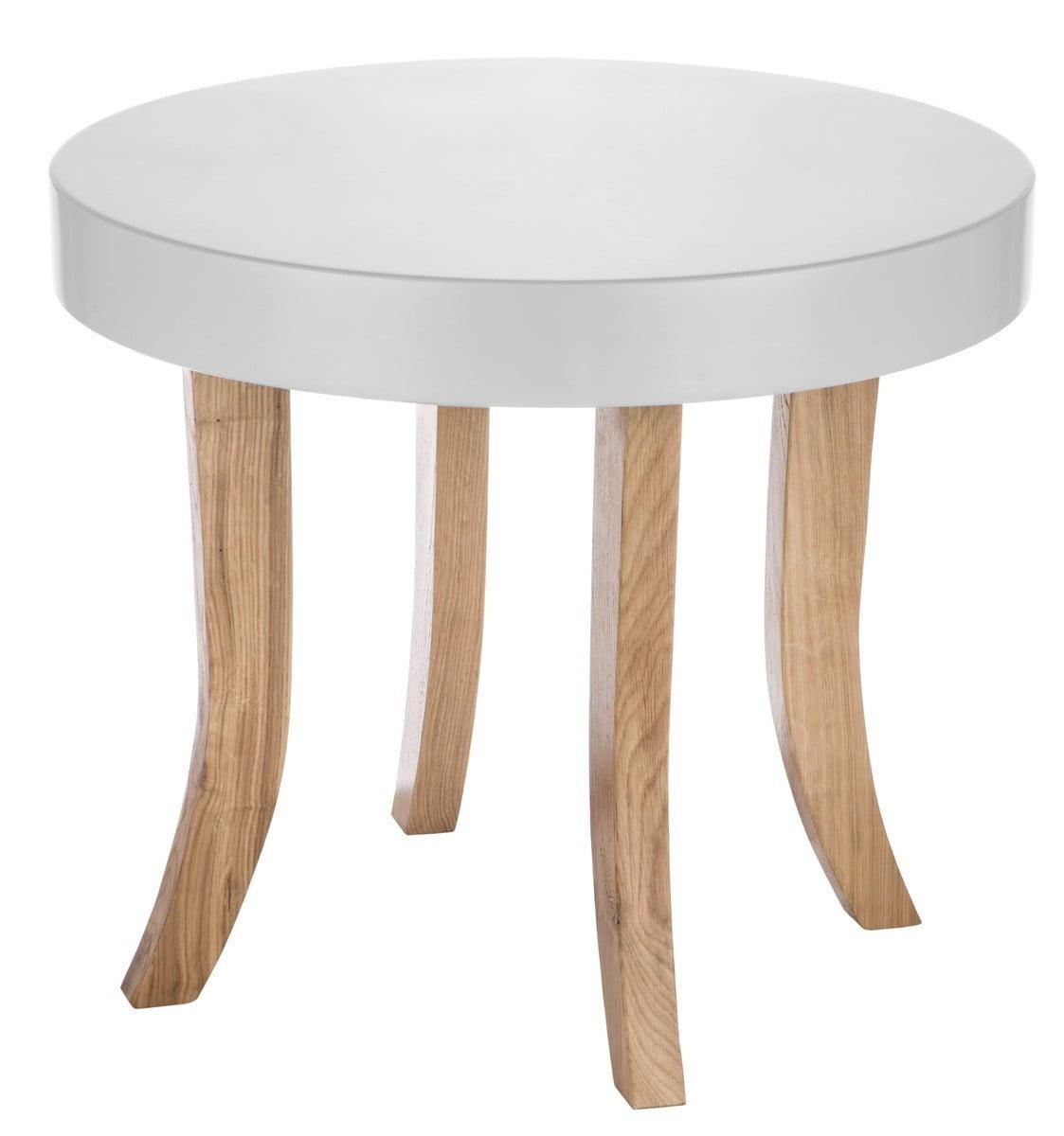 Detský dizajnový stôl okrúhly