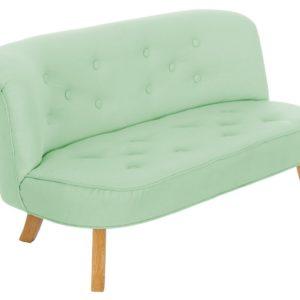 Detská dizajnová sedačka Green