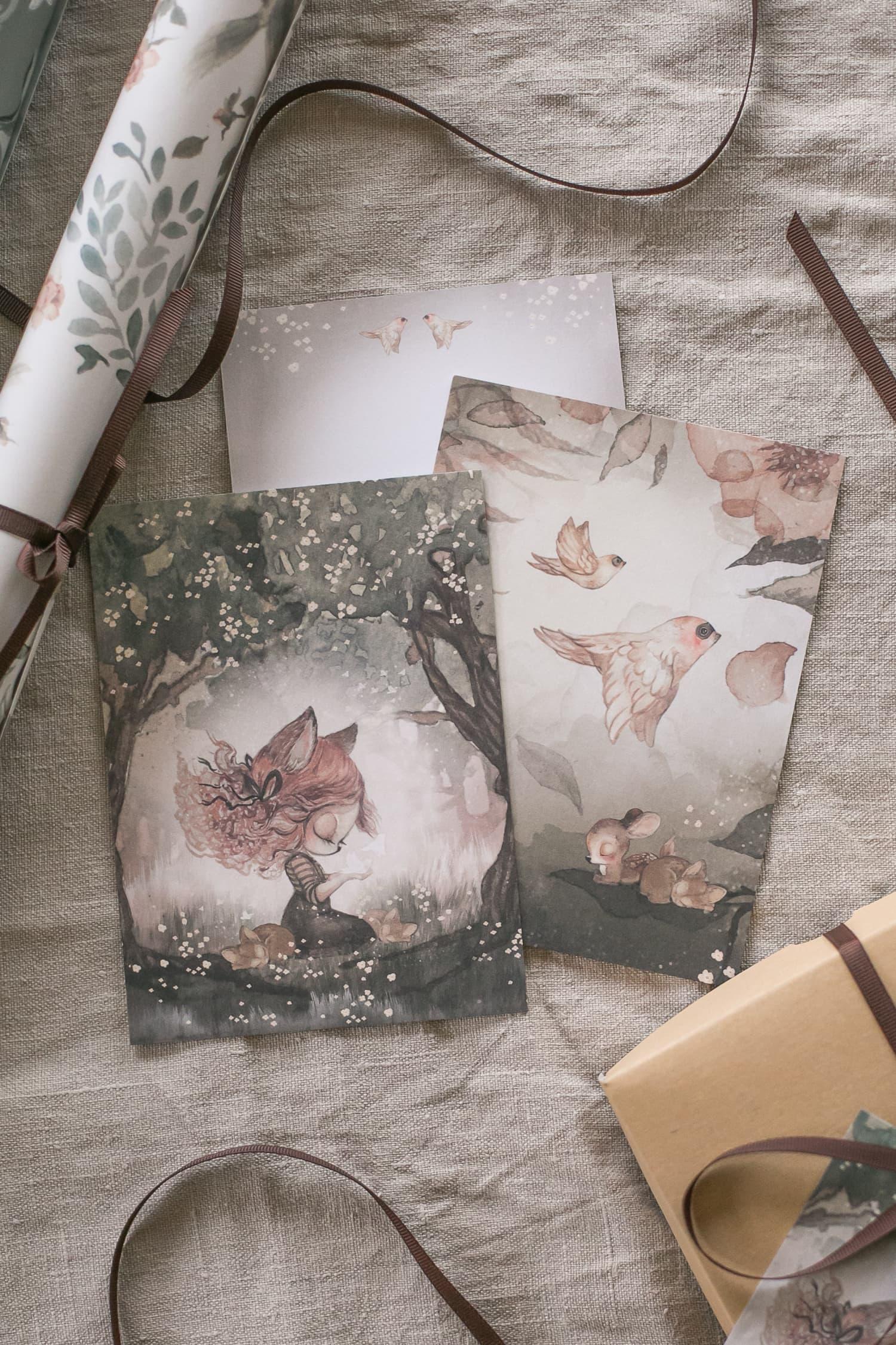 mrs_Mighetto_Cards_Woods_Birds_dadaboom_sk