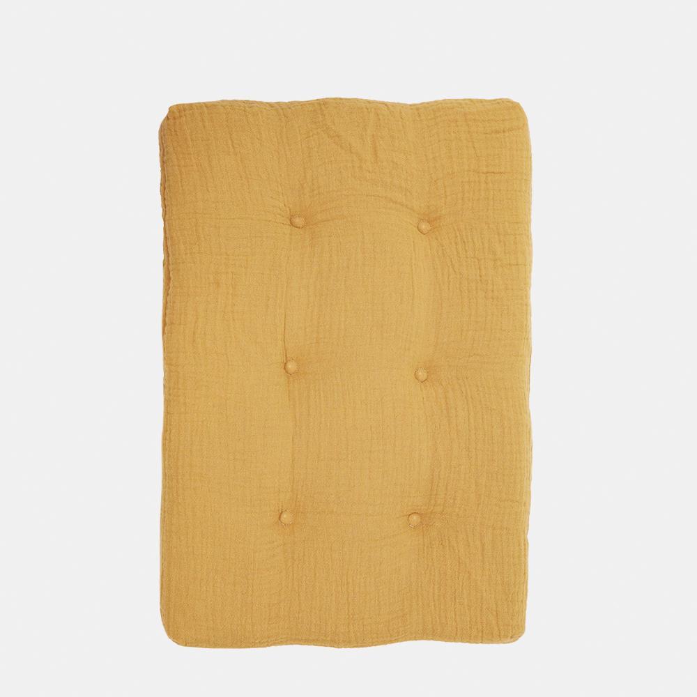 Dadaboom.sk Mini matrac strolley horčicový