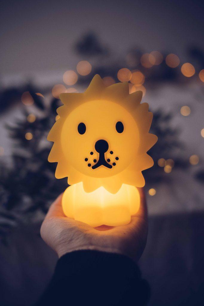Dadaboom.sk Lampa mini Levík